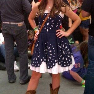 Beaty Johnson Country Dress